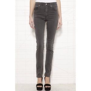 CHEAP MONDAY Second Skin Upper Grey Jeans